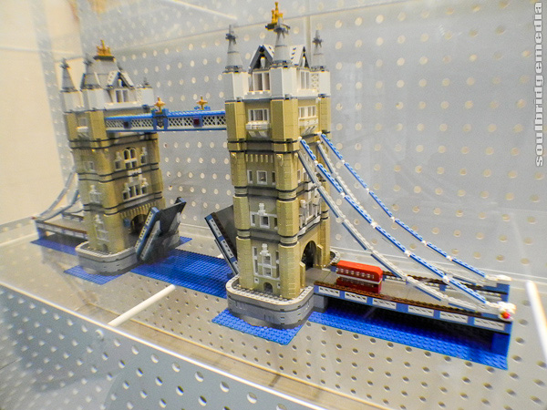 Tower Bridge - Lego version ;)