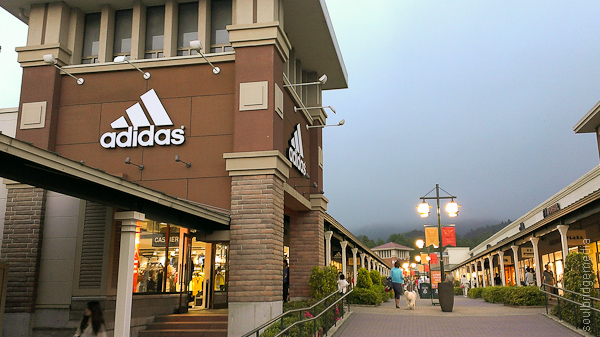 adidas factory outlet yokohama
